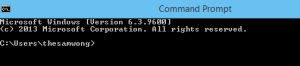 Command Prompt 1