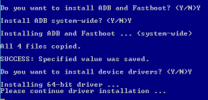 Install ADB 3